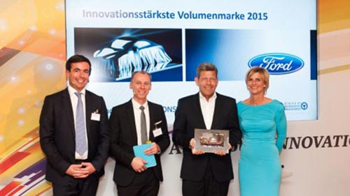 Most Innovative Volume Brand 2015