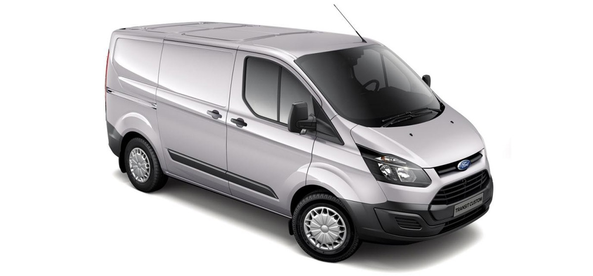 Ford <span>Transit Custom</span>